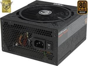 EVGA SuperNOVA 750 B1 110-B1-0750-VR 80+ BRONZE 750W Semi Modular Includes FREE Power On Self Tester Power Supply