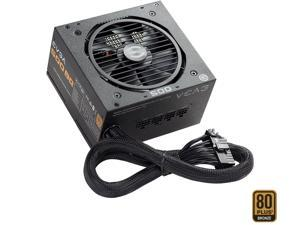 EVGA 110-BQ-0500-K1 BQ 80 Plus Bronze Semi Modular 500W Power Supply