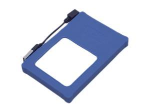 Manhattan 130110 Drive Enclosure - External - Blue