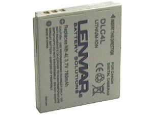 LENMAR DLC4L 760mAh 3.7V Li-Ion Battery