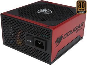 COUGAR CMX850V3 850W ATX12V / EPS12V 80 PLUS BRONZE Certified Modular Power Supply