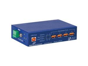 B&B USB 4 Port Industrial Hub
