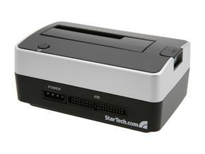 StarTech.com USB to SATA IDE Hard Drive Docking Station for 2.5in or 3.5in Hard Drive / HDD Dock (UNIDOCK2U)
