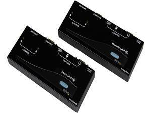 StarTech SV565UTPU USB VGA KVM Console Extender over CAT5 UTP (500 ft)