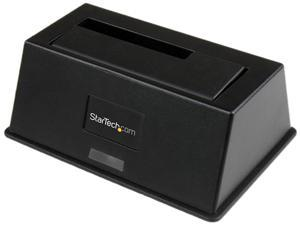 StarTech.com USB 3.0 SATA III Hard Drive Docking Station SSD / HDD with UASP