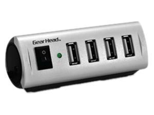GearHead UH4500ES Energy Saving 4-Port USB 2.0 Hub