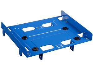 Sharkoon 5.25 BayExtension Mounting Frame - 4 HDD Simultaneously - Blue