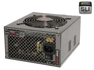 Athenatech Xtreme Force PS-07WXF 700W ATX12V / EPS12V SLI Ready Modular Active PFC Power Supply