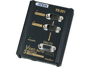 ATEN VS201 2 to 1 Video Switch