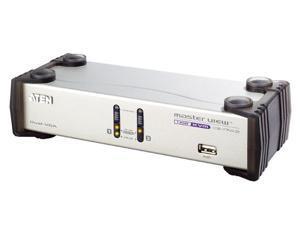 ATEN CS1742 2 Port Dual-View KVM Switch