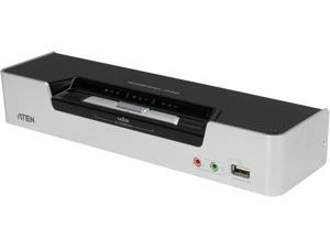 ATEN CS1642A 2-Port USB 2.0 DVI Dual View KVMP Switch