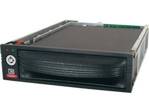 "CRU 8442-6502-0500 5.25"" Black SAS / SATA Frame DP10 6G"
