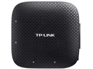 TP-LINK UH400 4-Port USB 3.0 Hub, 5Gbps Transfer Rate, No drivers required for Windows 10/8.1/8/7/Vista/XP or Mac OS X and Linux systems, Plug and Play