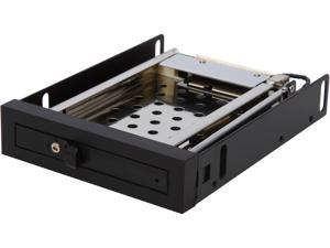 "ENERMAX EMK3101 Mobile Rack - 3.5"" drive bay designed for one 2.5"" HDD or SSD"
