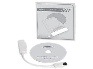 Crucial CTLAPINSTALLAC Easy Laptop Install Kit for 2.5-inch SSD
