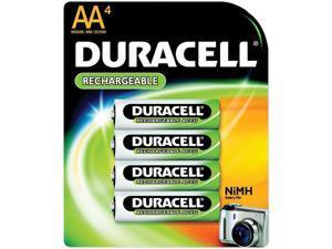 DURACELL DC1500B4N 4-pack 2450mAh AA Ni-MH Batteries