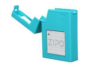 "Mukii ZIO-P010-BL 3.5"" HDD Protector, Blue Color"