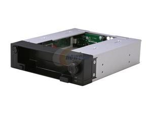 """ICY DOCK DuoSwap MB971SP-B 2.5"""" Bay & 3.5"""" Bay SATA HDD/SSD Hot Swap Tray-less Mobile Rack / Caddy / Docking for 5.25"""" Device Bay"""
