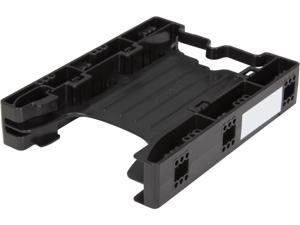"ICY DOCK EZ-Fit Lite MB290SP-B 2 x 2.5"" to 3.5"" Drive Bay SATA/IDE SSD/HDD Mounting Kit / Bracket / Adapter"