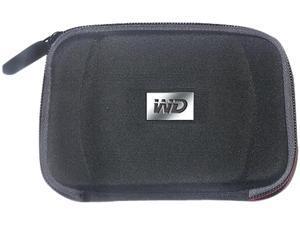 Western Digital WDBABJ0000NBK-NRSN Hard Carring Case for My Passport Portable Drives