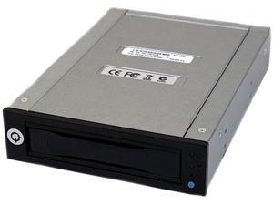 CRU 6616-6500-0500 Data Express DX115 SAS/SATA 6G Removable Hard Drive Enclosure