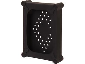 "SYBA SI-ACC35024 3.5"" SATA/IDE HD Soft Gel Protector Cover, Protective Soft Silicone Skin - Black"