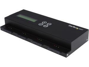 "StarTech.com Standalone 1:3 SATA 2.5/3.5"" Hard Drive Duplicator Eraser w/ Daisy Chain & HDD/SSD Sanitizer"