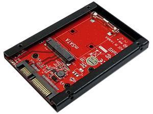 "Addonics AD25MSD 2.5"" mSATA Flash Drive"