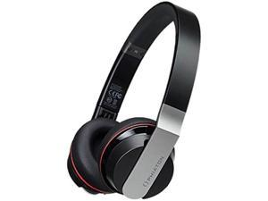 Phiaton BT 330 NC Bluetooth 4.0 Wireless Noise Cancelling Over-Ear Headphones - Black