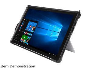 Kensington K97443WW Blackbelt 2Nd Degree Rugged Case - Back Cover For Tablet - Rugged - Polycarbonate, Rubber - Black - For Microsoft Surface Pro 4