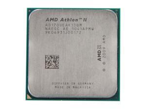 AMD Athlon II 170u 2.0GHz Socket AM3 AD170UEAK13GM Desktop Processor