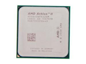 AMD Athlon II X4 640 3.0GHz Socket AM3 Desktop Processor