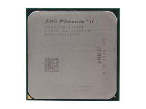 AMD Phenom II X4 830 2.8GHz Socket AM3 HDX830WFK4DGM Desktop Processor