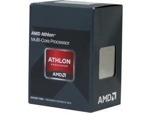 AMD Athlon X2 370K Richland Dual-Core 4.0 GHz Socket FM2 65W AD370KOKHLBOX Desktop Processor