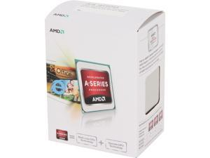 AMD A4-4000 Richland Dual-Core 3.2 GHz Socket FM2 65W AD4000OKHLBOX Desktop Processor