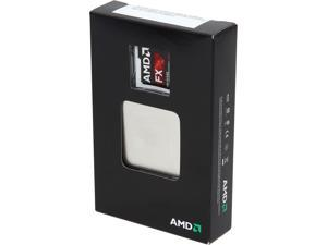 AMD FX-9370 Vishera 8-Core 4.4 GHz Socket AM3+ 220W FD9370FHHKBOF Desktop Processor - Black Edition