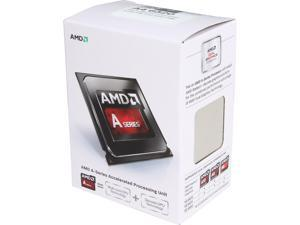 AMD A4-6320 Richland Dual-Core 3.8 GHz Socket FM2 65W AD6320OKHLBOX Desktop Processor AMD Radeon HD8000 Series