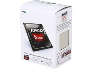 AMD A4-7300 Richland Dual-Core 4.0 GHz Socket FM2 65W Desktop Processor AD7300OKHLBOX
