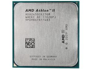 AMD Athlon II X2 245 Regor Dual-Core 2.9 GHz Socket AM3 65W ADX245OCK23GM Desktop Processor - OEM Grade A