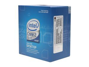 Intel Core 2 Quad Q6600 Kentsfield Quad-Core 2.4 GHz LGA 775 BX80562Q6600 Processor