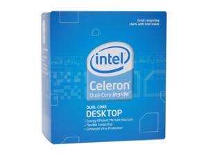 Intel Celeron E1200 Dual-Core 1.6 GHz LGA 775 65W BX80557E1200 Processor