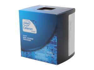 Intel Celeron G540 2.5GHz LGA 1155 BX80623G540 Desktop Processor