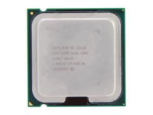 Intel Pentium E2160 Allendale Dual-Core 1.8 GHz LGA 775 65W SLA8Z Desktop Processor