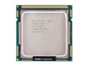 Intel Core i7-860 2.8GHz (3.46GHz Turbo Boost) LGA 1156 Quad-Core Desktop Processor