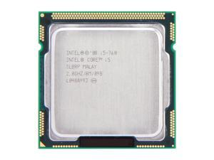 Intel Core i5-760 2.8 GHz LGA 1156 SLBRP Desktop Processor
