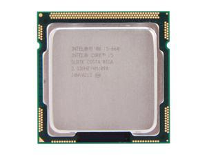 Intel Core i5-660 3.33GHz (3.6GHz Turbo Frequency) LGA 1156 Dual-Core Desktop Processor