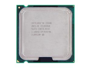 Intel Celeron E3400 2.6GHz LGA 775 Desktop Processor