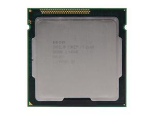 Intel Core i7-2600 Sandy Bridge Quad-Core 3.4GHz (3.8GHz Turbo Boost) LGA 1155 95W SR00B Desktop Processor Intel HD Graphics 2000