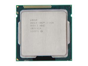 Intel Core i3-2120 Sandy Bridge Dual-Core 3.3 GHz LGA 1155 65W SR05Y Desktop Processor Intel HD Graphics 2000