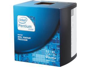 Intel Pentium G2130 Ivy Bridge Dual-Core 3.2 GHz LGA 1155 55W BX80637G2130 Desktop Processor